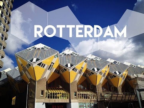ROTTERDAM: THE COOL CITY