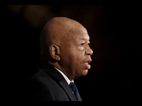 Funeral of Rep. Elijah Cummings held in Baltimore