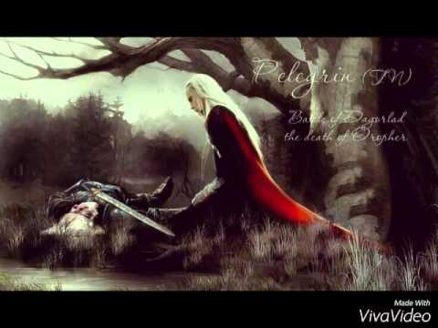 Sad LOTR And The Hobbit Fan Art