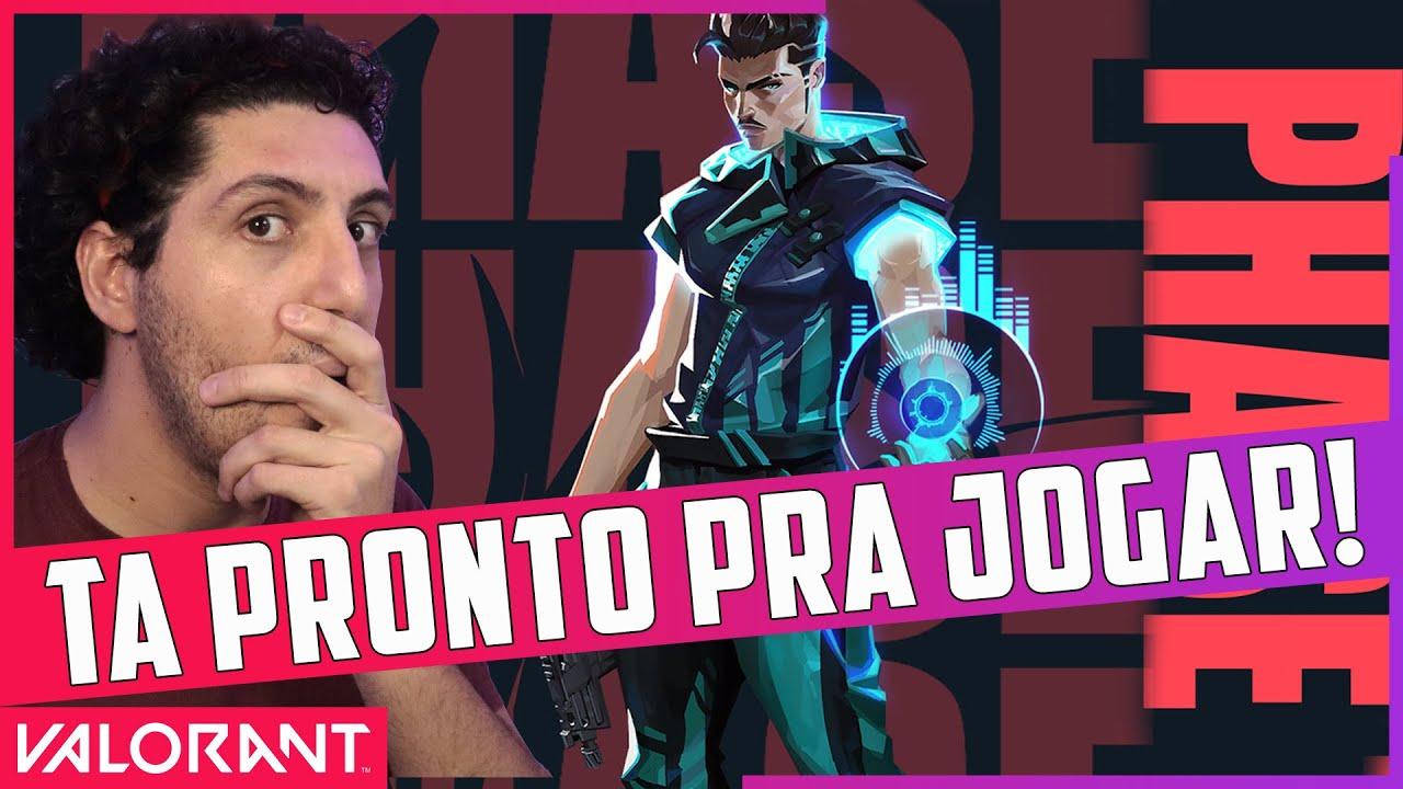 Download AGENTE PHASE pro Valorant! O Italiano que MANIPULA o SOM! (fanmade)   Plantão Coorujão Valorant