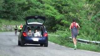 100 km del Passatore 2015 - Dal Passo Colla a Faenza