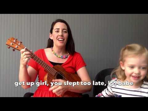 Easy Ukulele Play-Along Video: The Crawdad Song!