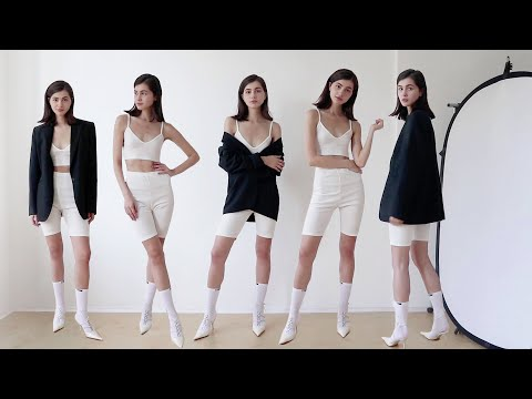Model posing for catalogue shoot | How to pose | Modeling tutorial