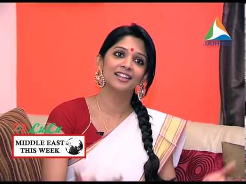 Actress Nyla's Interview on JAIHIND TV 'ME This Week'
