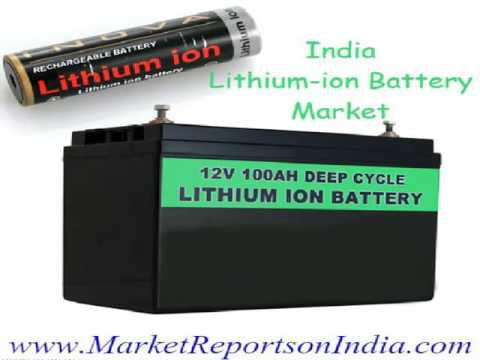 India Lithium ion Battery Market