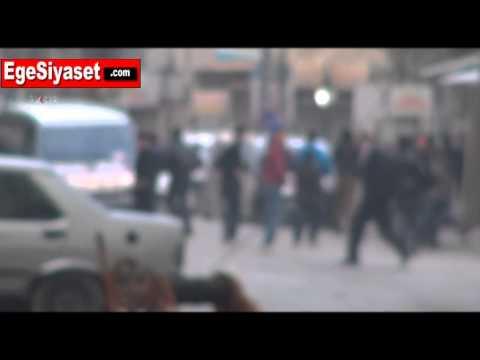 Ahmet TÜRK Kışkırttı, BDP'liler HÜDA PAR'a Saldırdı - 3 Yaralı