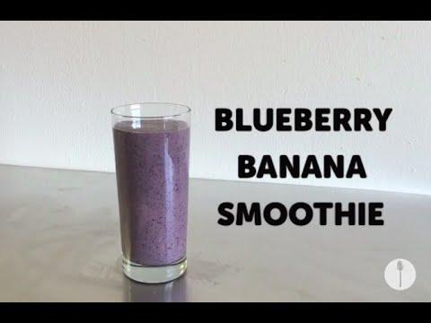 3 ingredient banana smoothies youtube