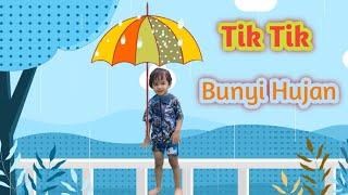 Tik Tik Bunyi Hujan || Lagu Anak Populer || Lagu Anak Indonesia || Arkhan Stories