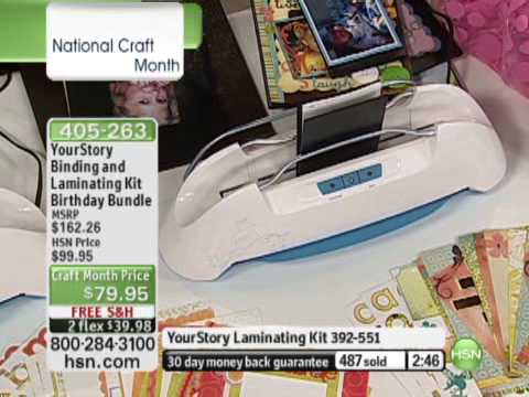Yourstory Binding And Laminating Kit