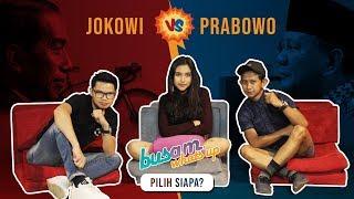 Jokowi Vs Prabowo Presiden Pilihan Putri Pariwisata - Busam Whats Up! - Natasya Priyanka