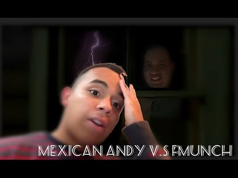 Mexican Andy V.S Fmunch # Twitch Moments