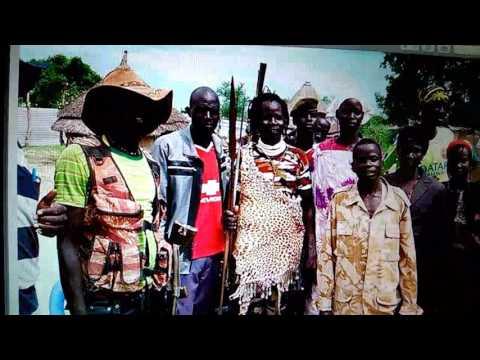 Machar J1: Dinka - IGAD lured