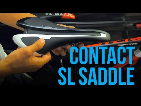 Giant Contact SL Forward Saddle Review - Fit, Weight, Particle Flow Padding, etc