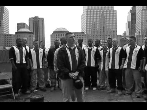 82D All American Chorus Sings At Ground Zero 2002