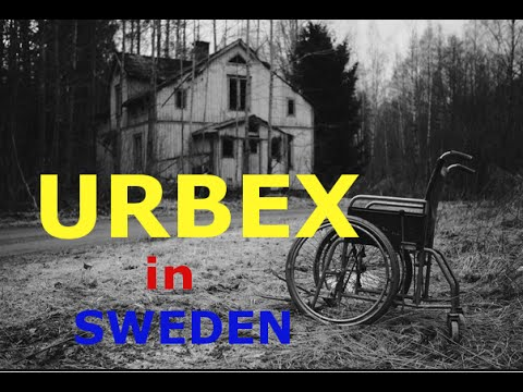 Urban exploration in Sweden. Wich abandoned places did i visit??? Trailer URBEX
