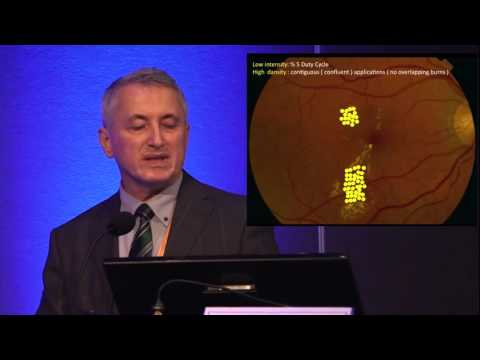 Euretina/ESCRS 2015 - Treatment of Chronic Central Serous Chorioretinopathy