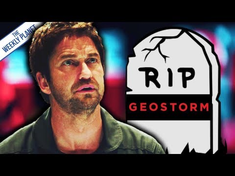 Geostorm - The Last Gasp Of A Dead Genre