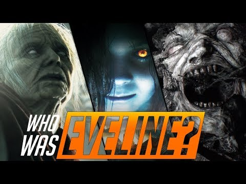Eveline Resident Evil 7 explained - (Eveline RE7 Analysis)