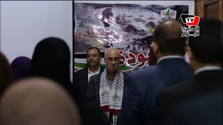 بحضور السفير الفلسطيني.. حركة فتح تحيي الذكرى الـ٦٨ للنكبة