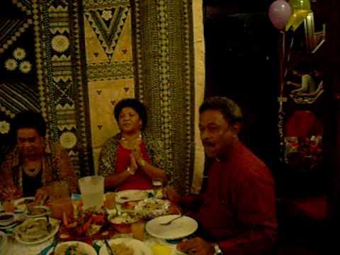 Fijian Song about Tubou, Lakeba, Lau