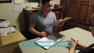 Test de Barcelona, Cristina, Maestría en Neuropsicología