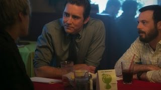 """Halt and Catch Fire After Show Season 1 Episode 7 """"Giant""""   AfterBuzz TV"""