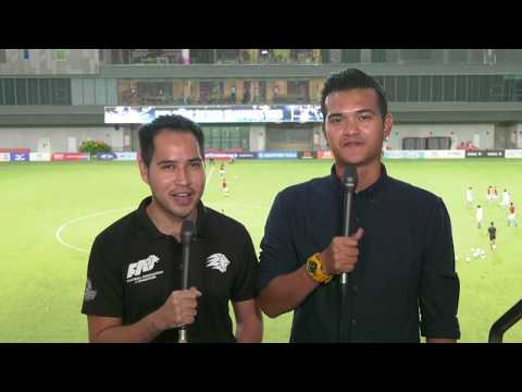 Tampines Lion City Goals And Highlights