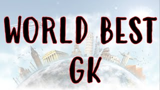 World GK | World GK Quiz Questions & Answers | World Quiz | World Trivia Quiz | World GK Questions screenshot 4