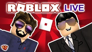 🔴 Roblox Live | RoCitizens and SharkBite | Ben and Dad