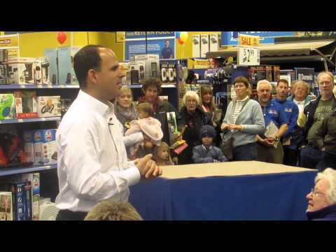 Marcus Lemonis visits Camping World of Milwaukee- Video Part 1