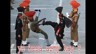 wagah border par Indian  k sat kya howa funny  Pakistan vs India by Dir Jandool Vines