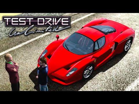 TDU Transporter - Ferrari Enzo (#1)