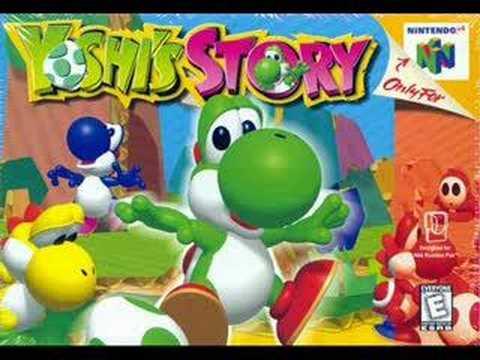 Yoshi's Story: Theme