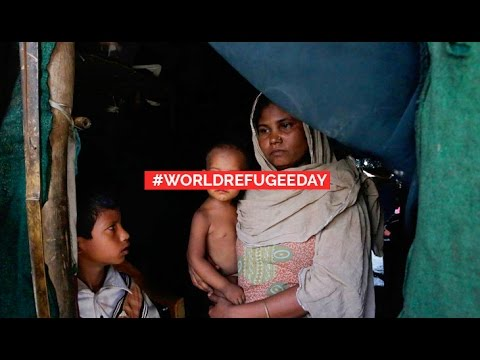 World Refugee Day: For Myanmar's refugees, India a bleak house, not home