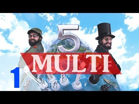 We Dreamt A Colony [1] Tres Presidentes Tropico 5 Multiplayer Gameplay
