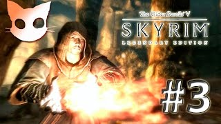 The Elder Scrolls V: Skyrim Legendary Edition, #3 За Мага!!!