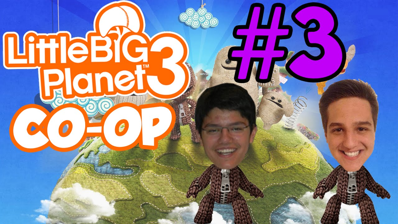 LittleBig Planet co op.