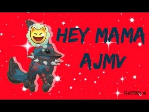 Hey Mama - David Guetta & Nicki Minaj AJMV