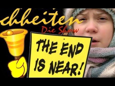 Hodenlose Frechheiten : Greta, das Ende der Welt & die Sozialisten