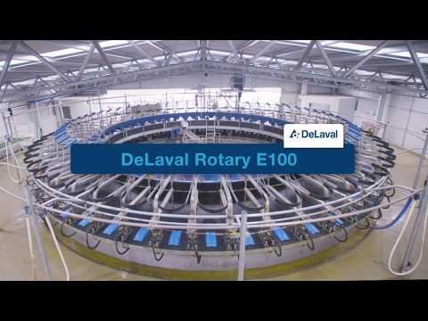 DeLaval Rotary E100   Why Is It Better?   DeLaval