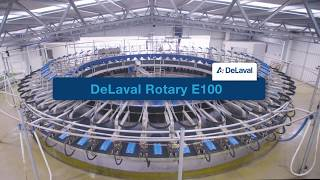 DeLaval Rotary E100 | Why Is It Better? | DeLaval