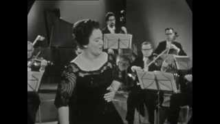 "Lois Marshall sings ""Hark the Echoing Air"""