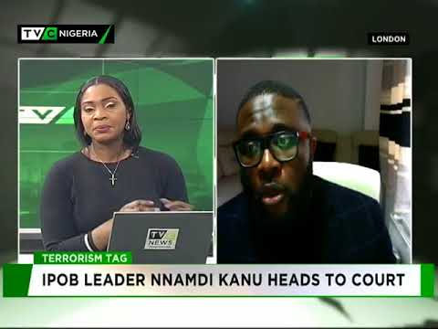 Santoma Joel shares his views on Kanu's appeal against proscription of IPOB