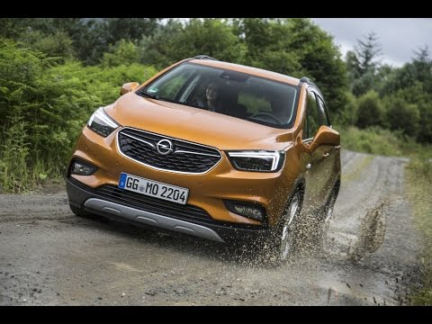 İlk Sürüş | Opel Mokka X [English Subtitled]