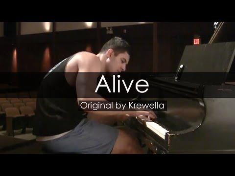"""""""Alive"""" - Krewella (Piano Cover) - Niko Kotoulas"""