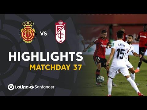 Mallorca Granada Goals And Highlights