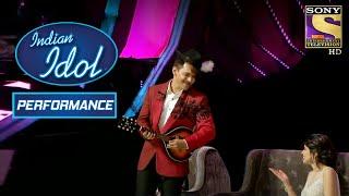Shweta के लिए Aditya ने किया 'Ho Gaya Hai Tujhko' पे Perform! | Indian Idol Season 12