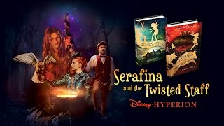 Serafina and the Twisted Staff - Book Trailer