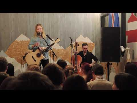 Ragnar Ólafsson - full concert - Moscow 2018