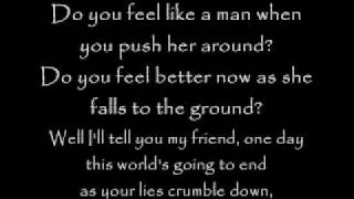 Red Jumpsuit Apparatus - Face Down (acoustic)